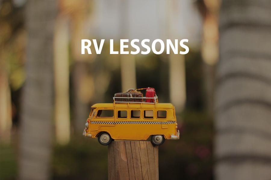 RV lessons