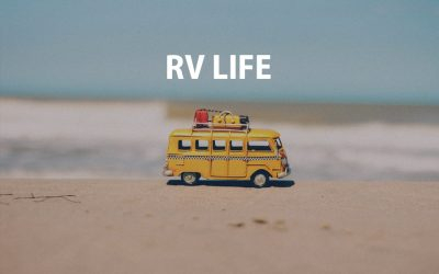 Tomales Bay in May: RV life