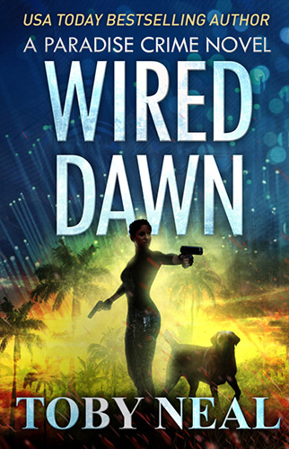 Wired Dawn, Paradise Crime #5, coming soon!
