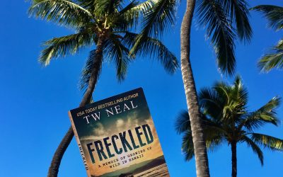 Freckled: a Memoir of Growing Up Wild in Hawaii…is here!