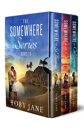 Somewhere Series Box Set Toby Jane